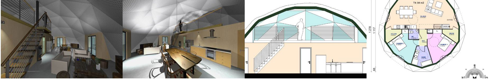 etude architecturale
