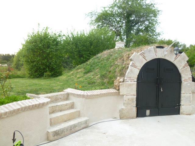 Cave dome f2 de 12m2 2
