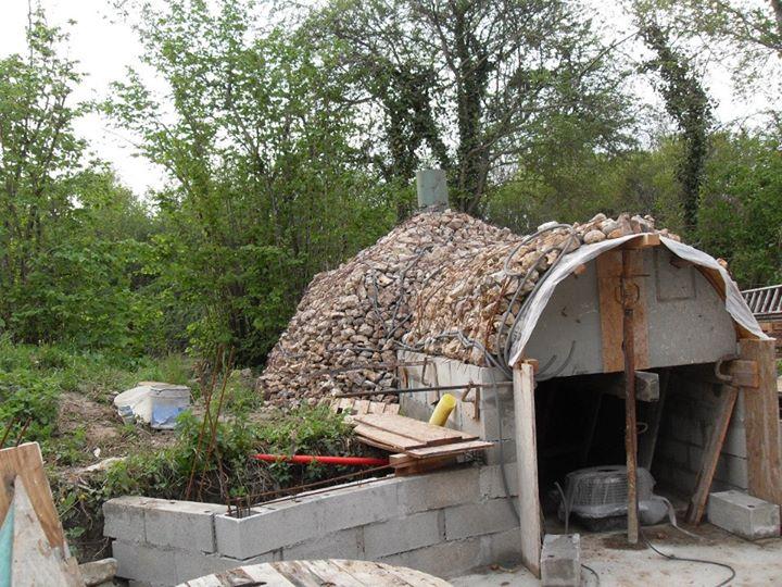 Cave dome f2 de 12m2