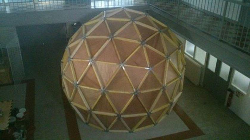 dome planetarium